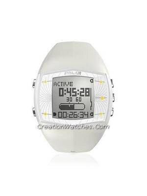 Polar Activity Computer Fitness Training  Watch FA20F FA20 White