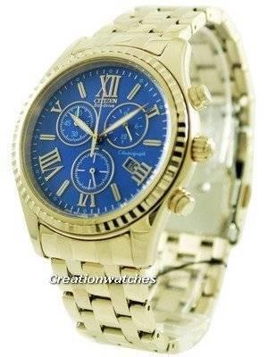 Citizen Eco-Drive Chronograph FB1363-56L Women's Watch