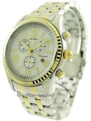 Citizen Eco-Drive Chronograph FB1364-53A Women's Watch