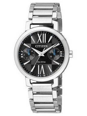 Citizen Eco-Drive FD1000-57E FD1000-57 Ladies Watch