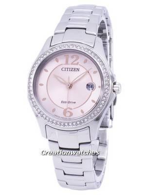 Citizen Eco-Drive Diamond Accent FE1140-86X Women's Watch