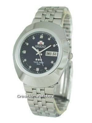 Orient 3 Stars EM70005D Men's Watch