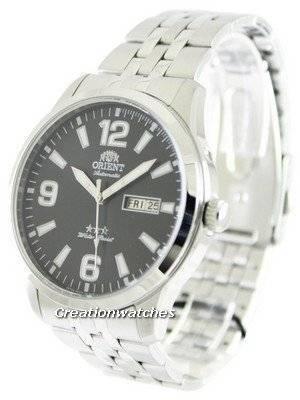 Orient Classic Automatic Three Star FEM7P008B Men's Watch