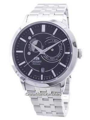 Orient Automatic Sun And Moon FET0P002B0 ET0P002B Men's Watch
