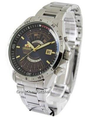 Orient Automatic 21 Jewels FEU03002D Mens Watch