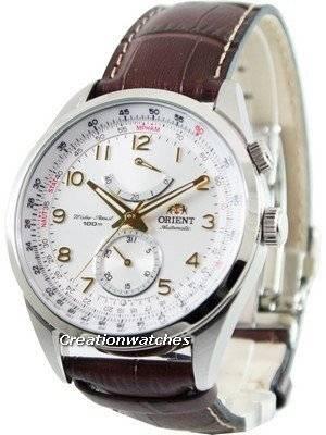 Orient Automatic Power Reserve FFM03005W FM03005W Men's Watch
