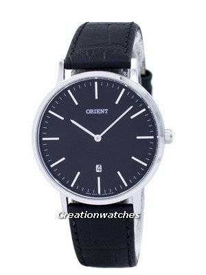 Orient Slim Collection Minimalist Quartz FGW05004B Men's Watch