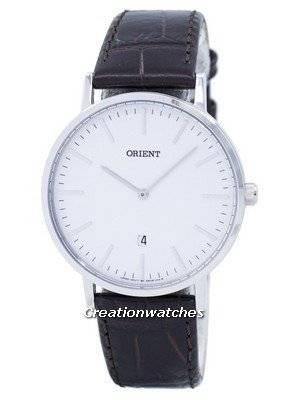 Orient Slim Collection Minimalist Quartz FGW05005W Men's Watch