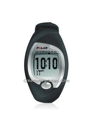 Polar Fitness Heart Rate Monitor Watch FS3C