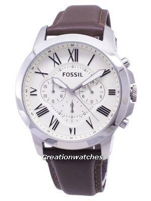 Fossil Grant Chronograph FS4735 Men's Watch