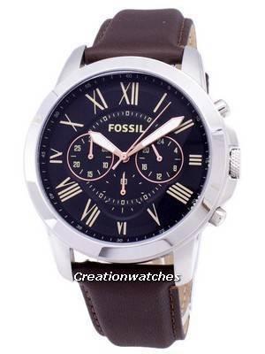 Fossil Grant Chronograph FS4813 Men's Watch
