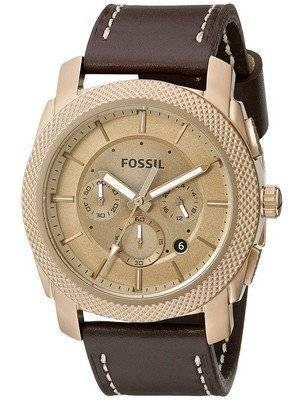 Fossil Machine Chronograph Quartz FS5075 Men's Watch