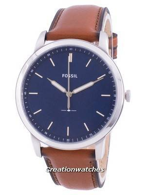 Fossil The Minimalist 3H Slim Quartz FS5304 Men\'s Watch