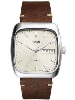 Fossil Rutherford Analog Quartz FS5329 Men's Watch