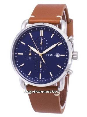 Fossil The Commuter Chronograph Quartz FS5401 Men's Watch