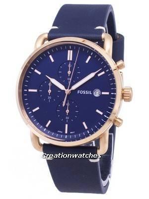 Fossil The Commuter Chronograph Quartz FS5404 Men's Watch