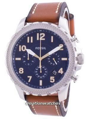 Fossil Bowman Chronograph Quartz FS5602 Men\'s Watch