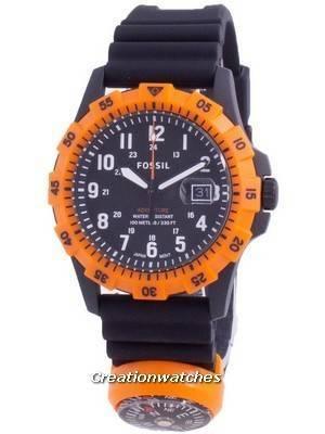 Fossil FB Adventure Compass Quartz FS5733 100M Men's Watch