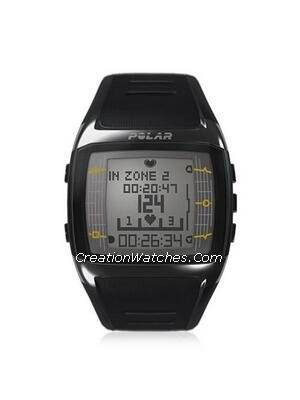 Polar Fitness Training Heart Rate Monitor Watch FT60M with G1