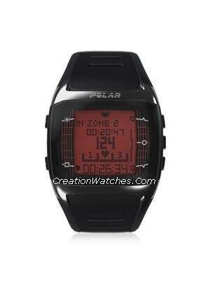 Polar Fitness Training Heart Rate Monitor Watch FT60M FT60