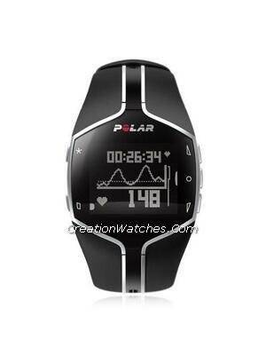 Polar Fitness Training Heart Rate Monitor Watch FT80