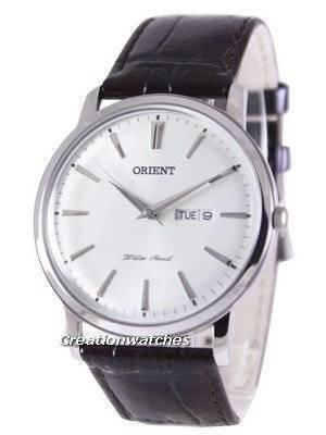 Orient Quartz Domed Crystal FUG1R003W6 Men's Watch
