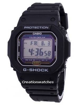 Casio G-Shock  Tough Solar G-5600E-1DR G5600E-1DR Sports Men's Watch