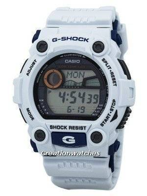 Casio G-Shock World Time G-7900A-7D G7900A-7D Men\'s Watch