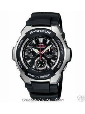 Casio G-Shock GShock Chronograph World Time G1000-1ADR G1000