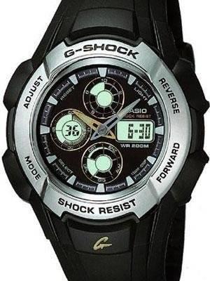Casio G-Shock G601-1AV