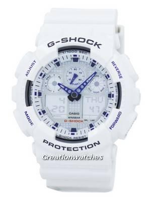 Casio G-Shock Analog-Digital GA-100A-7A GA100A-7A Men's Watch
