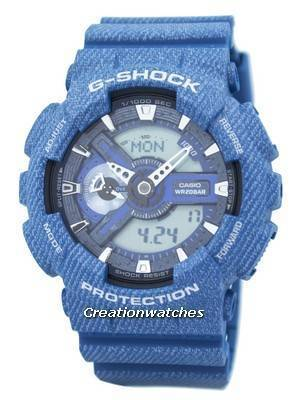 Casio G-Shock Analog Digital GA-110DC-2A GA110DC-2A Men's Watch