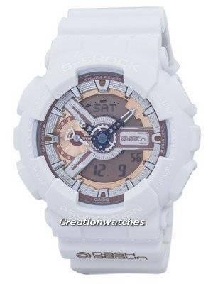 Casio G-Shock Limited Edition Dash Berlin Alarm Analog Digital GA-110DB-7A GA110DB-7A Men's Watch
