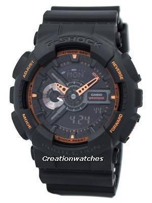 Relógio Casio G-Shock Analógico-Digital GA-110TS-1A4 masculino