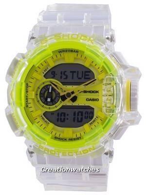Casio G-Shock World Time Quartz GA-400SK-1A9 GA400SK-1A9 200M Men\'s Watch