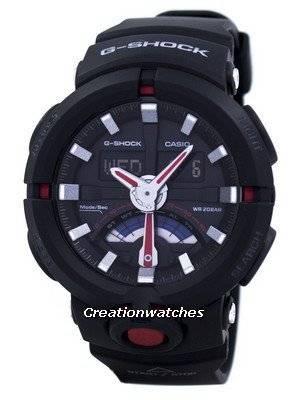 Casio G-Shock Analog Digital 200M GA-500-1A4 GA500-1A4 Men\'s Watch