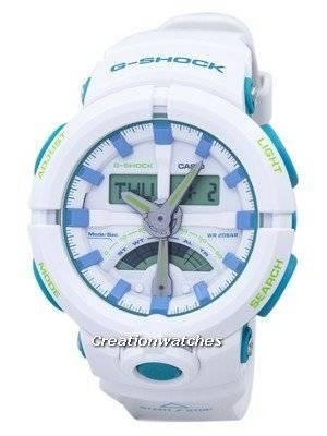 Casio G-Shock Shock Resistant Alarm Analog Digital GA-500WG-7A GA500WG-7A Men's Watch