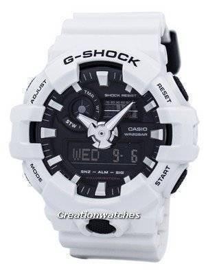 Casio G-Shock Analog Digital GA-700-7A GA700-7A Men's Watch