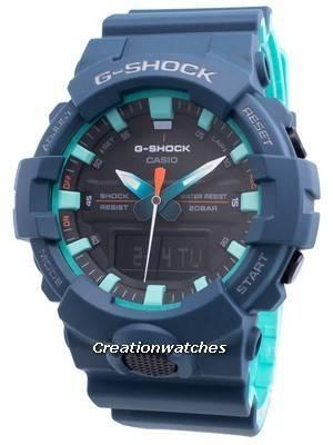 Casio G-Shock GA-800CC-2A Shock Resistance Quartz 200M Men's Watch