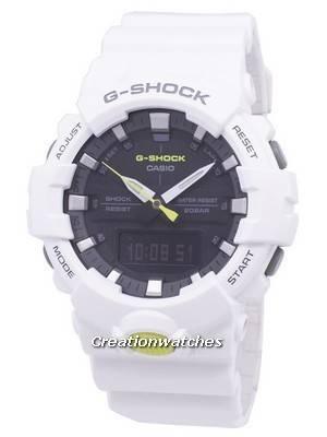 Casio G-Shock Shock Resistant Alarm 200M GA-800SC-7A GA800SC-7A Men\'s Watch