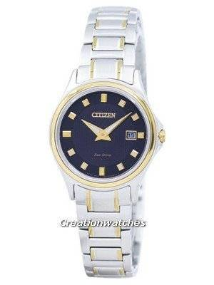Citizen Chandler Eco-Drive Analog GA1039-53E Women's Watch