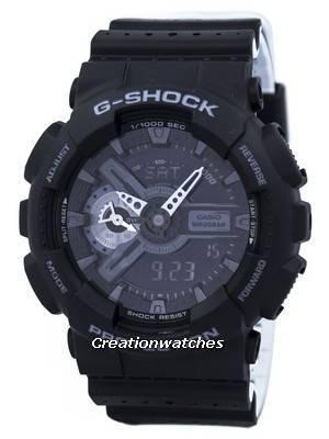 Casio G-Shock Analog Digital Shock Resistant GA-110LP-1A GA110LP-1A Men's Watch