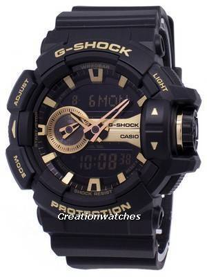 Casio G-Shock Analog Digital World Time GA-400GB-1A9 GA400GB-1A9 Men's Watch