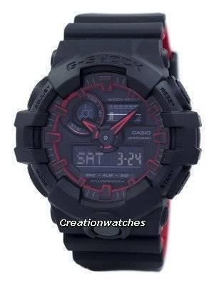 Relogio Casio G-Shock Iluminador Relogio GA-700SE-1A4 GA700SE-1A4 Homens Relogio