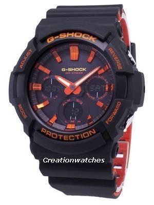 Casio G-Shock GAS-100BR-1A GAS100BR-1A Illuminator Analog Digital 200M Men's Watch