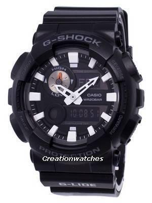 Casio G-Shock G-Lide Analog Digital GAX-100B-1A GAX100B-1A Men's Watch