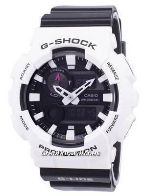 Casio G-Shock G-Lide Analog Digital GAX-100B-7A GAX100B-7A Men's Watch