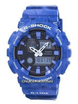 Casio G-Shock G-Lide Analog Digital GAX-100MA-2A GAX100MA-2A Men\'s Watch