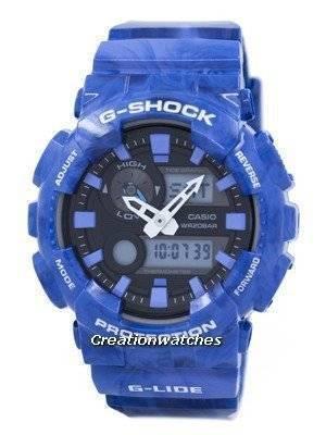 Casio G-Shock G-Lide Analog Digital GAX-100MA-2A GAX100MA-2A Men\'s Watch