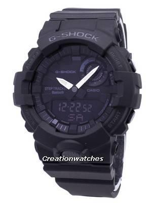 Casio G-Shock GBA-800-1A G-Squad Bluetooth Illuminator 200M Men's Watch